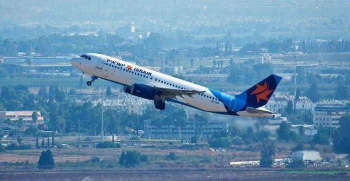 Israeli commercial planes