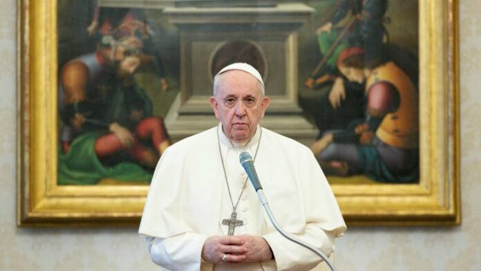 Pope Francis in Iraq